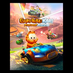 Garfield Kart Furious Racing Icon