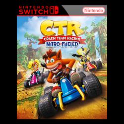 Crash Team Racing Nitro Fueled Icon