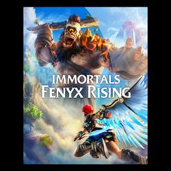 Immortals Fenyx Rising Icon