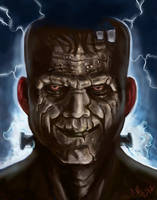 Frankenstien 1 by CobyRicketts