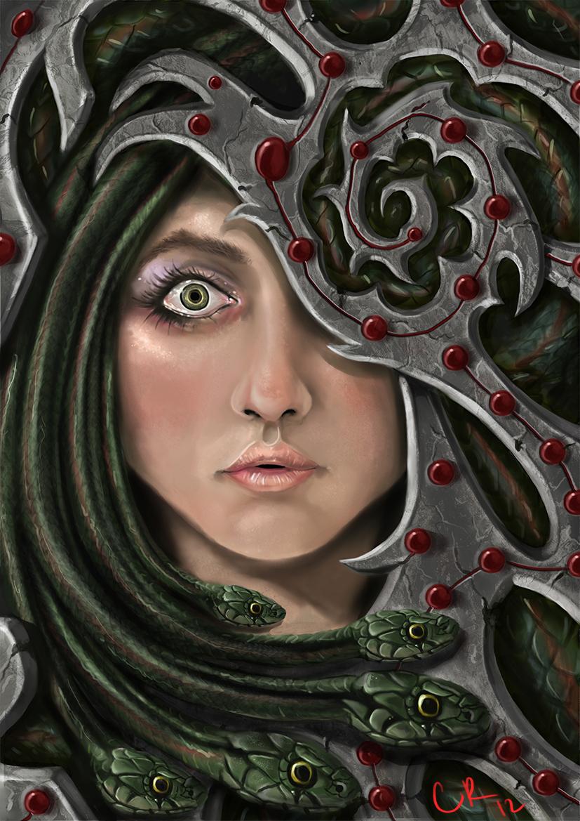 Medusa by CobyRicketts
