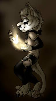 Only light