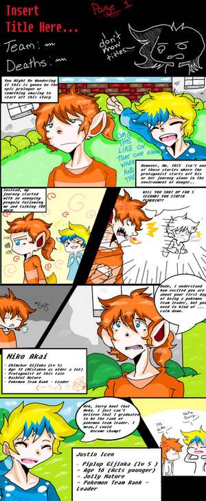 ITH Nuzlocke (Page 1 )