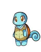 Squirtle by Myumimon