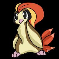 Pidgeot by Myumimon