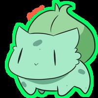 Bulbasaur by Myumimon