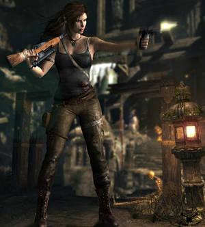Tomb Raider - Ready Aim Fire