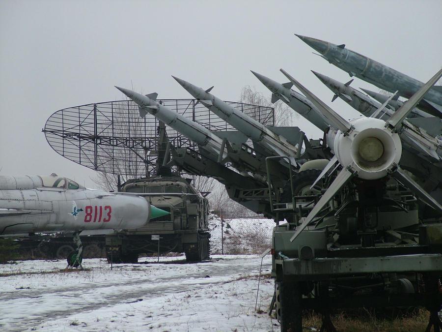 Missiles by VovinPrgel