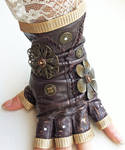 Lacy Steampunk Glove