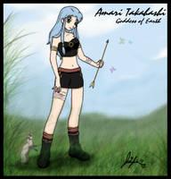 Amari Takahashi by Amari-Chan