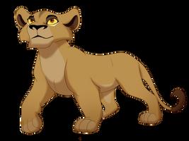Little Zira by Akesis