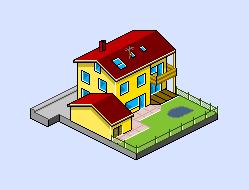 Pixelhouse by Fritz42