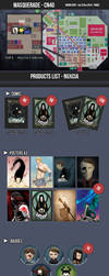 JAPAN EXPO :: BOOTH - PRODUCTS LIST 2014 by Nuxcia