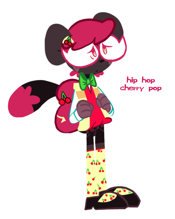 hip hop cherry pop by spiritphone on deviantart