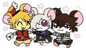3 of them
