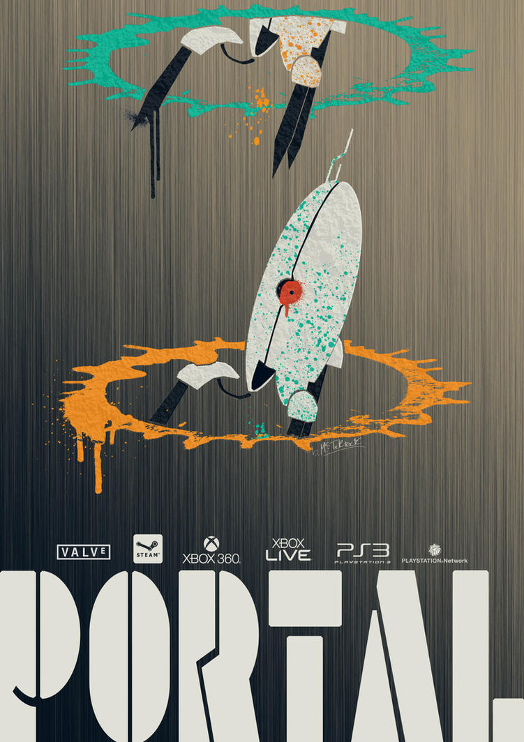 Spray Media: Games #02 by McTicktock