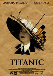 Titanic by McRampart