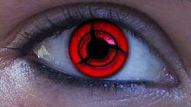 Sharingan by ziojedimaster