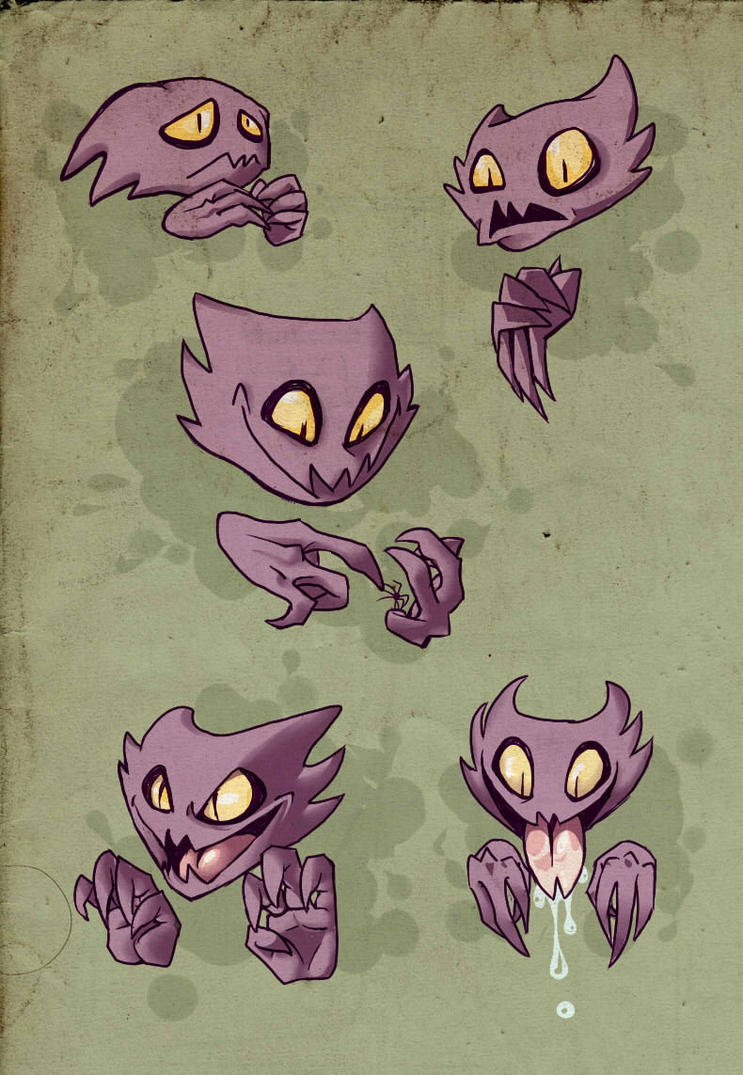 Haunter by GabbyVee