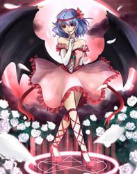Lady Remilia by RealmSpirit