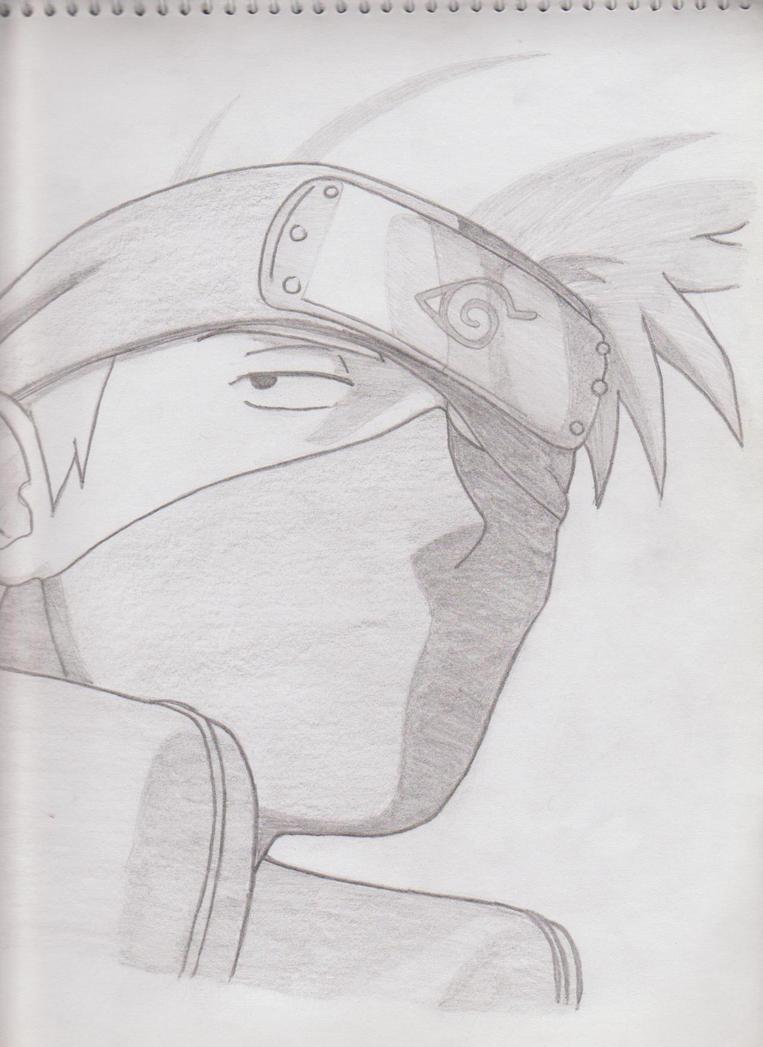 kakashi sketches - HD900×1235
