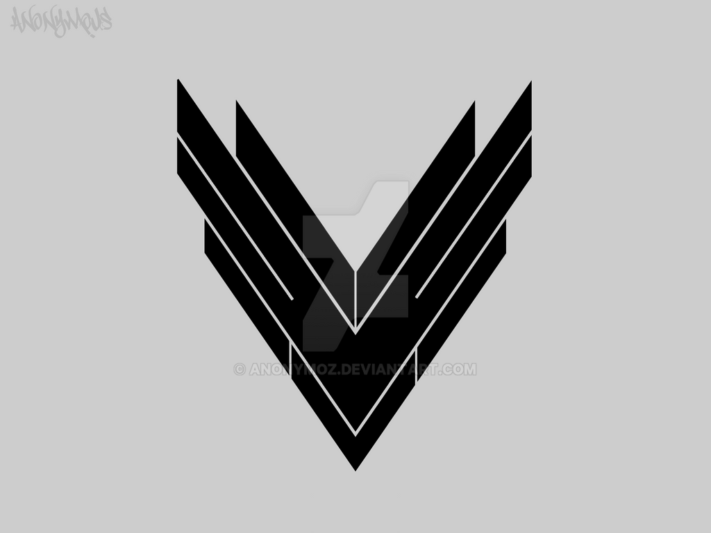 My Logo - By Anonymous | TeaM Quick Edit by AnonymoZ on DeviantArt