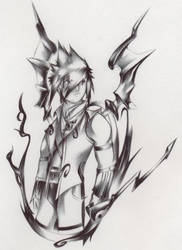 My Avatar by Werewolfman2