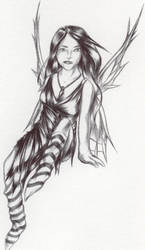 fairy by Werewolfman2