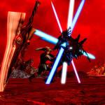 Fierce Deity Link vs Nightmare