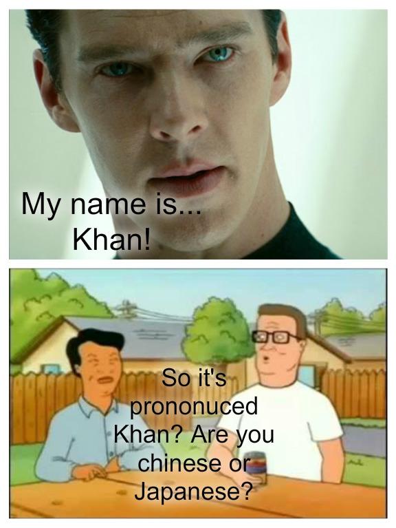 Khan Meme By Voorhees657 On Deviantart