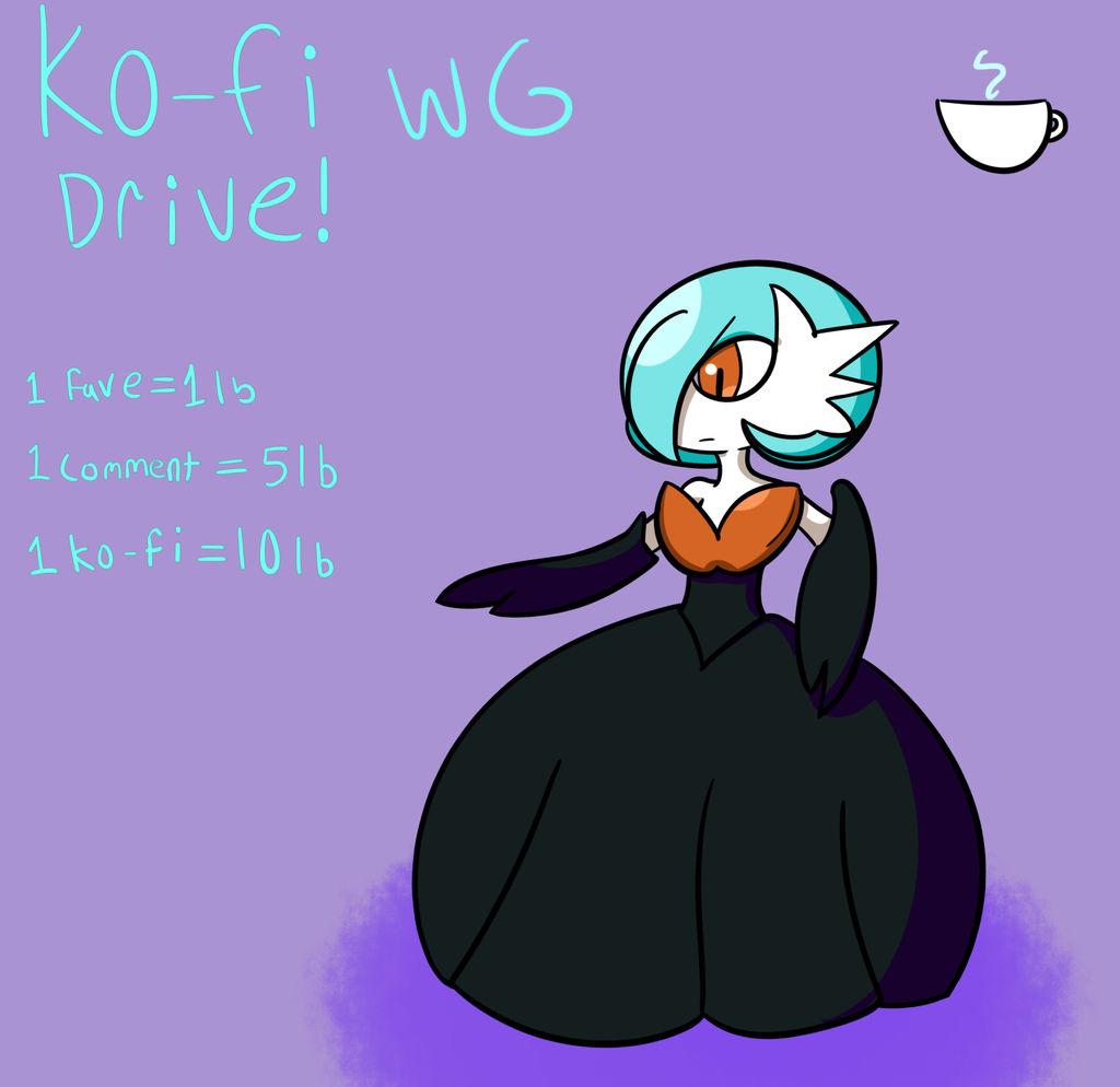 Gardevoir Milk kofi-voir (gardevoir wg drive)milk-knight on deviantart