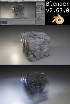Blender rendering tests