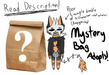 Mystery Bag Adopts! *OPEN* *54 In Total* by Cunaris