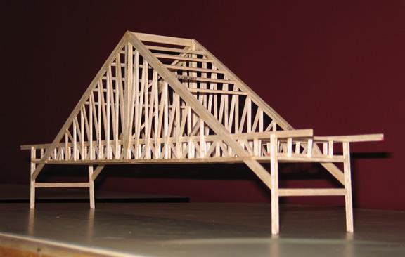 Balsa Wood Bridge By Lionized On Deviantart