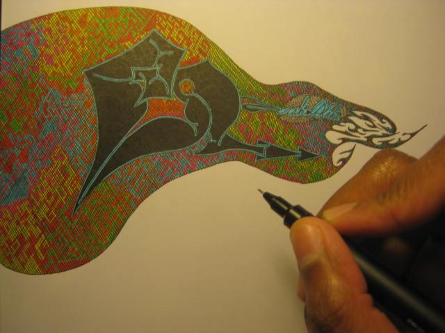 Artwork Signature by Serifer