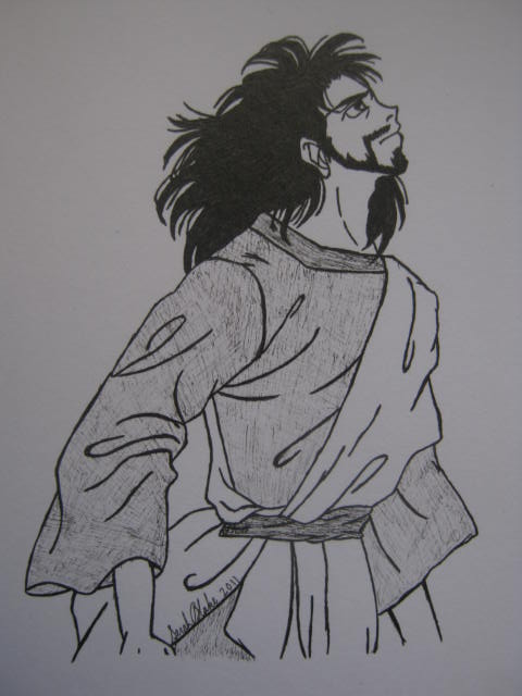 Jesus is Lord by Serifer