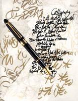 Calligraphy by KangarooSTU