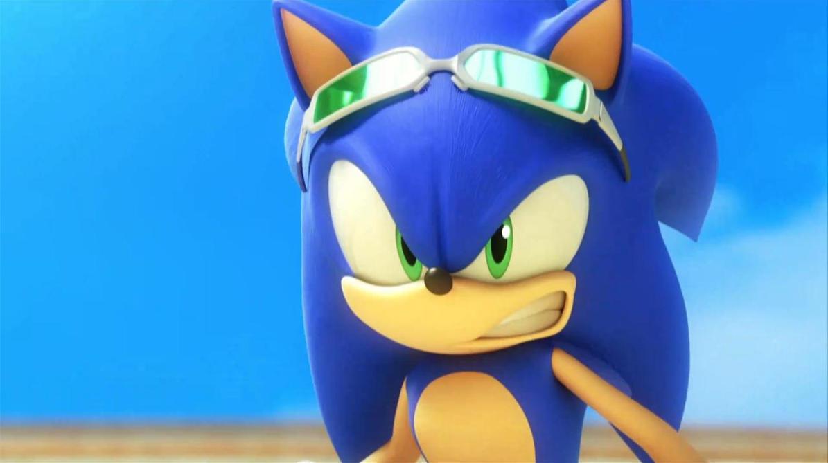 Sonic Riders 02 by Hafu-Inuyasha