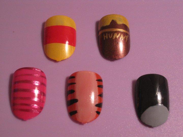 Winnie The Pooh Nails By Hatterlet On Deviantart