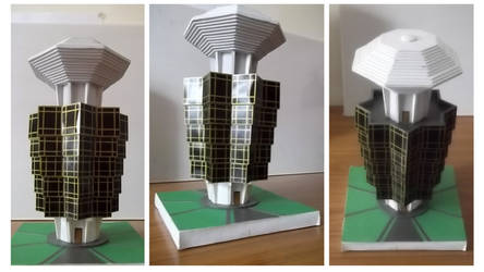 Overhead Reservoir Model by fawad87