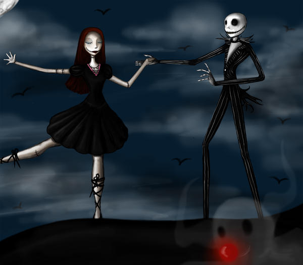 Jack And Sally By Petite-filou On DeviantArt