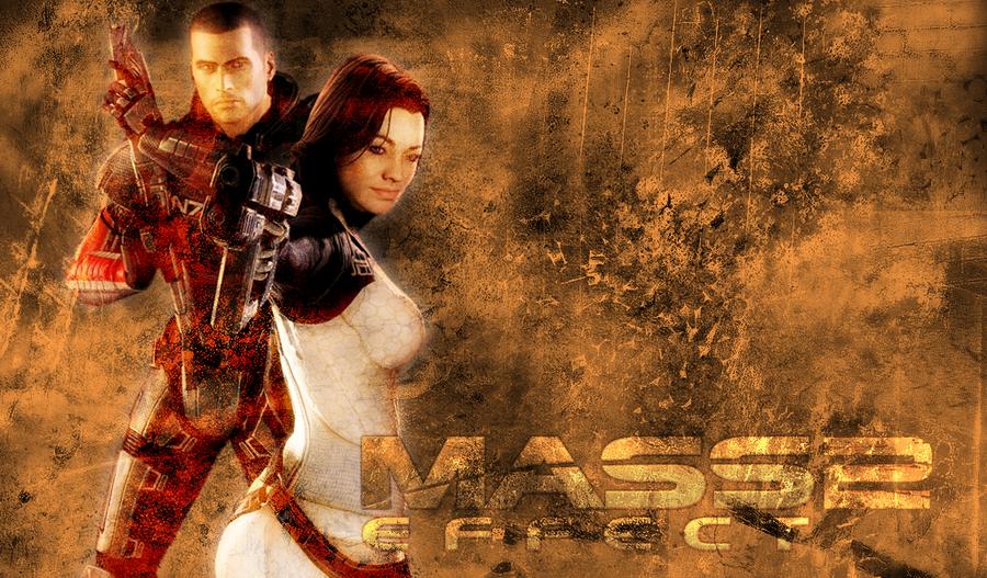 Mass Effect 2 - Shep x Miranda by Sengoku-no-Maou