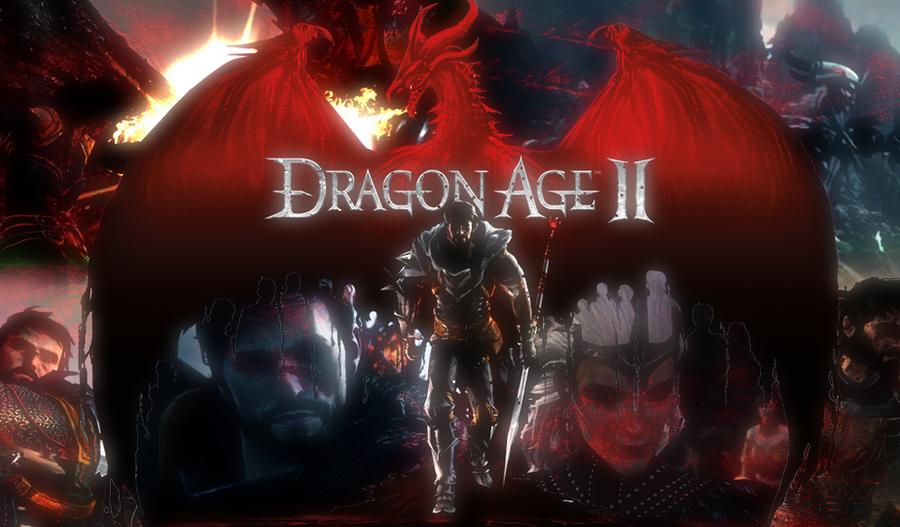 Dragon Age 2 Wallpaper by Sengoku-no-Maou