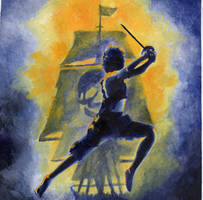 Peter Pan by TinyAmazon
