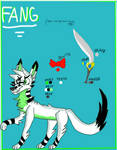 Fang refrence sheet
