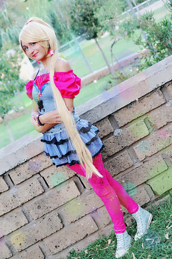 Stella Outfit Gardenia - Winx Club by MartiHope