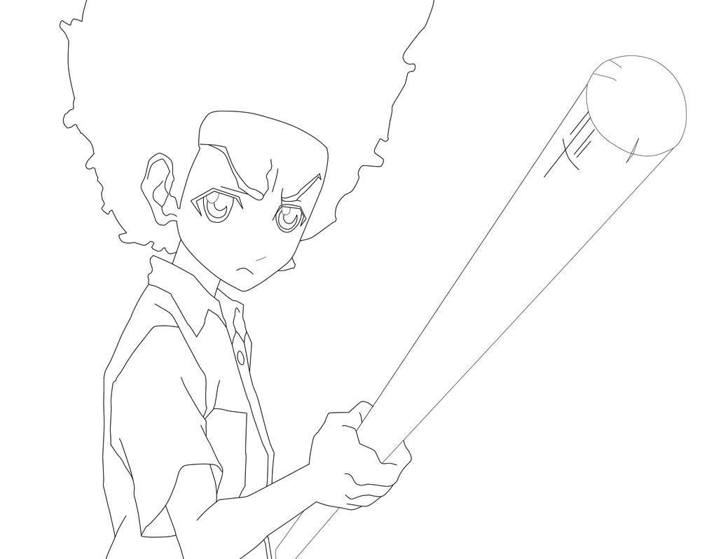 How To Draw Robert Freeman