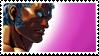 Urien Street Fighter III Third Strike Stamp by GuySanX