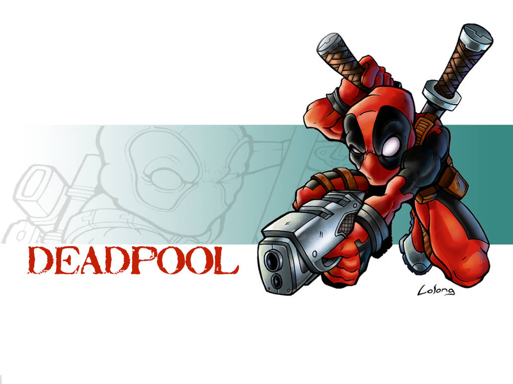 Deadpool 2 by LOLONGX on DeviantArt