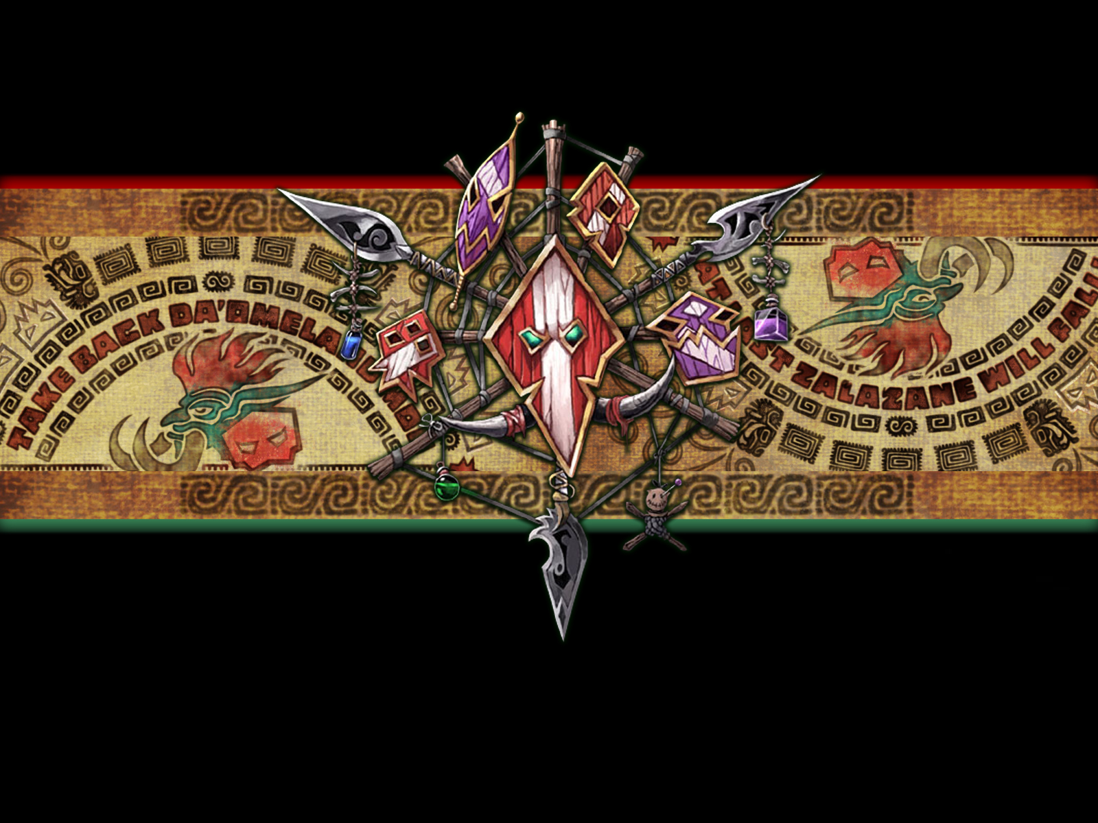 troll crest wallpaper by alakazum on deviantart